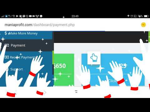 Make Money Online easily with maniaprofit موقع ربح المال