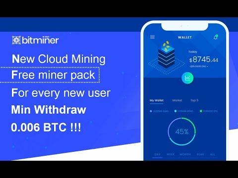 Bitminer | Cloud mining | Bitcoin generator