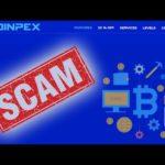 100% SCAM – COINPEX Bitcoin Cloud Mining Free 30 GH/s