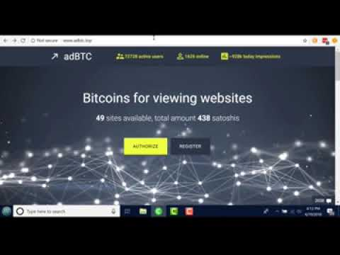 Bitcoin Mining by Cryptotab browser
