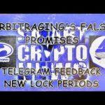 "Crypto News Live: Arbitraging Telegram ""Crypto ButtMan Bitmex Singles"" #BTC #BITCOIN #ETH"