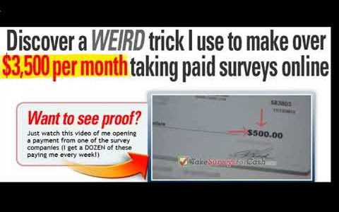 Quickest Way to Make Money Online!