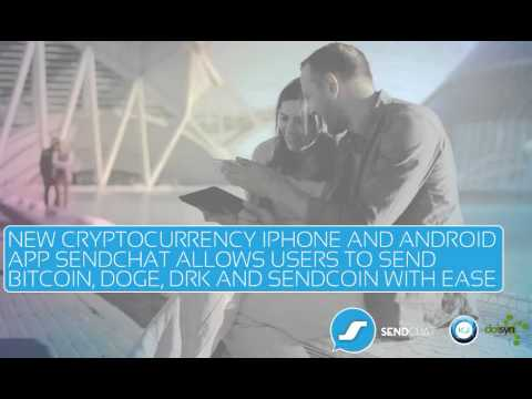 DatSyn News – New Cryptocurrency iPhone and Android App SendChat