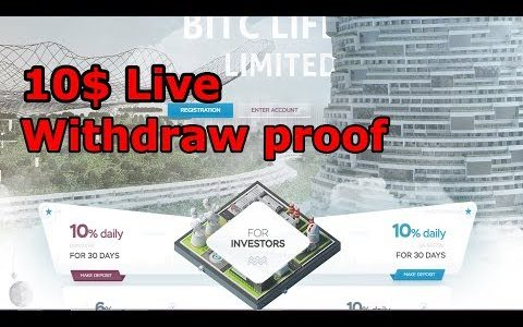 Highest Paying Bitcoin Cloud Mining Site. 10$ withdraw proof
