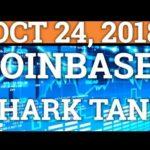 RIPPLE XRP, XLM, BAT LISTED ON COINBASE? | SHARK TANK + CRYPTOCURRENCY? | BITCOIN PRICE + NEWS 2018