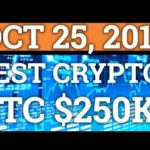 BEST + WORST CRYPTOCURRENCY TO BUY? BITCOIN TO $250,000 BY 2022? BNB PRICE +DAY TRADING + NEWS 2018