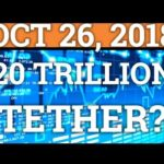$20 TRILLION MARKET CAP? | TETHER BURNS 500M? | CRYPTOCURRENCY NEWS, BITCOIN PRICE 2018, DAY TRADING