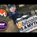 Bitcoin Will Be The World Currency: Change my Mind | Monarch News | Privacy Coins vs Bitcoin