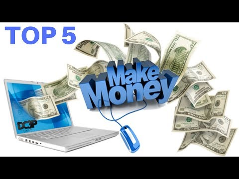 5 Required Steps To Make Money Online