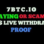 7BTC.IO – EARN BITCOINS PAYING OR SCAM? – 18$ LIVE WITHDRAW PROOF TAMIL