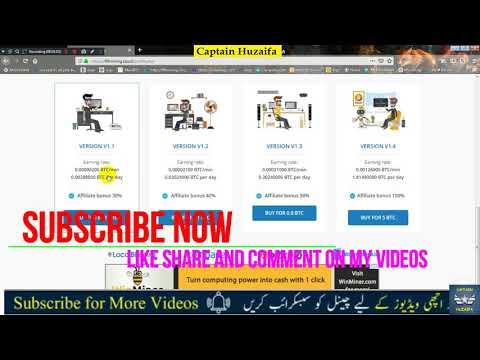 99mining 0.02 BTC Earn Without Invest - High Paying Bitcoin mining Site urdu hindi