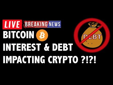 Interest Rates & Debt Impacting Bitcoin (BTC)?! - Crypto Market Analysis & Cryptocurrency News
