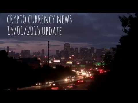 crypto currency news update 15/01/2015