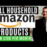 3 Steps: Make Money Online Selling Simple Household Items on Amazon (NEW!)