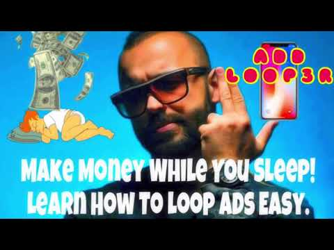 Passive Income. Make money easy online; hundreds of dollars to click a few buttons and sleep!
