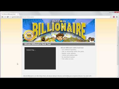 How to hack Bitcoin Billionaire