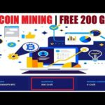 NEW BITCOIN MINING | FREE 200 GHS