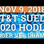 WHAT ALTCOIN I WOULD HODL UNTIL 2020? AT&T SUED? (CRYPTOCURRENCY, BITCOIN PRICE + NEWS 2018)