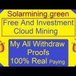 Solarmining Green Cloud Mining Legit Or Scam Full Detail