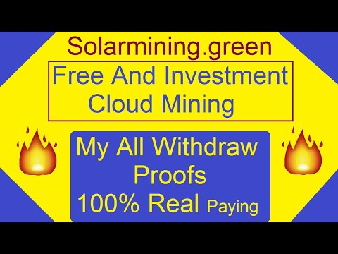 Solarmining Green Cloud Mining Legit Or Scam Full Detail