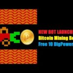 NEW BOT LAUNCHED || Bitcoin Mining Bot || Free 10 DigPower