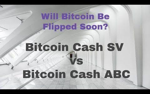Will Bitcoin Be Flipped Soon? Bitcoin Cash SV vs Bitcoin Cash ABC – Black Friday Market Crash!