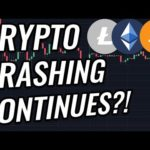 Another Massive Crash For Bitcoin, Crypto, & Stock Markets? BTC, ETH, XRP, BCH & Cryptocurrency News