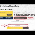 NEW DOGE MINING | DAILY: 5.0000000000025597 DOGE | MIN WITHDRAW: 5 DOGE