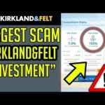 KIRKLAND&FELT SCAM! DO NOT INVEST CRYPTO TO THIS SCAM KIRKLAND&FELT