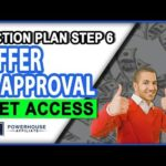 Powerhouse Action Plan – Step 6 Getting Approved For Offers (Make Money Online)