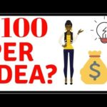 Creative Ways To Make Money – Earn $100 Per Idea 💡🔥💰