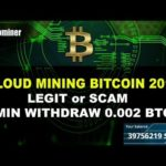REVIEW – New Cloud Mining Bitcoin 2018 – LEGIT or SCAM ?