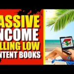 Make Money Online Selling No Content Books