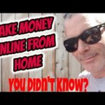 Make Money Online From Home – Make Money Online from Anywhere