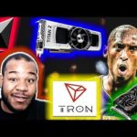 Ethereum GPU Mining Dead 💀 / Kobe Bryant Speaking at Tron Event / Bitcoin Mining Hashrate Down