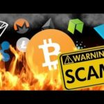 WARNING! Bitcoin Plunges to $3,738; Whole Crypto Scam Melts Down, Hedge Funds Stuck