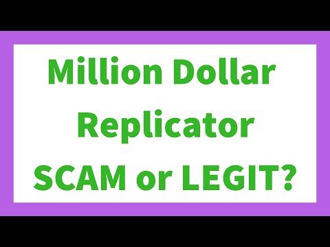 Million Dollar Replicator Reviews - Real or Scam Make Money Online System in 2019?