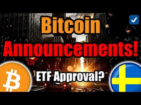 Announcements: SEC Bitcoin ETF Approval, BAKKT, and Nasdaq's Launching Crypto 2.0 [Consensus Invest]