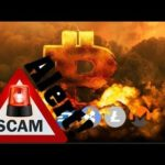 ALERT! Bitcoin Plunges to $3,738; Whole Crypto Scam Melts Down, Hedge Funds Stuck