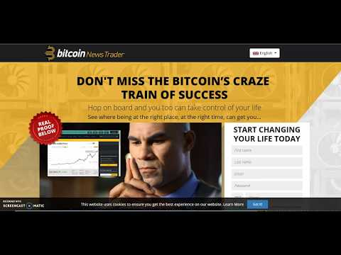 Bitcoin News Trader Review, SCAM Exposed (FACTS ONLY)