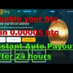 Bitry |Scam r legit | Double bitcoin in 24 Hrs | New btc Doubler 2018
