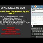 Bot Telegram Bitcoin Mining SCAM Tidak Membayar Pick 100%