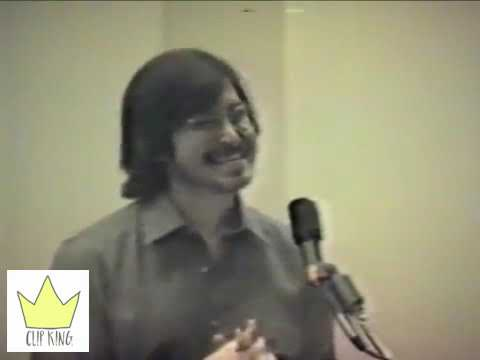 STEVE JOBS SPEAKS TO THE COMPUTER HISTORY MUSEUM (1980)