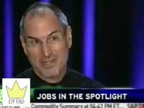 STEVE JOBS TALKS IPHONE UNVEILING/LAUNCH (2007)