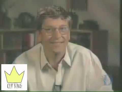 STEVE JOBS & BILL GATES JOINT INTERVIEW 2007 AMAZING