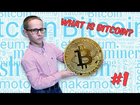 WHAT IS BITCOIN? SIMPLE EXPLANATION