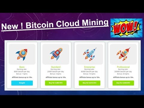 Satominer | scam or legit | New Free Bitcoin Cloud Mining มาใหม่จ้า