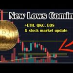 Crypto/Stock market news. Bitcoin, Dow Jones, Ethereum & more! Will Bitcoin go back up?