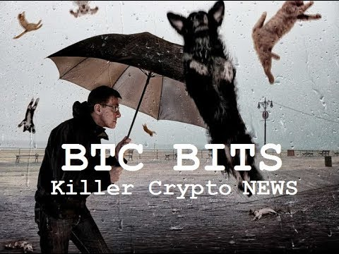 BTC BITS NEWS, Ethereum, Bitcoin ETF, Nasdaq, Fidelity Invest in Cryptocurrency. Crypto News Roundup