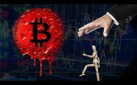 """Bitcoin MANIPULATION! The Most Powerful """"Gatekeeper"""" of Crypto That NO ONE is Talking About…"""
